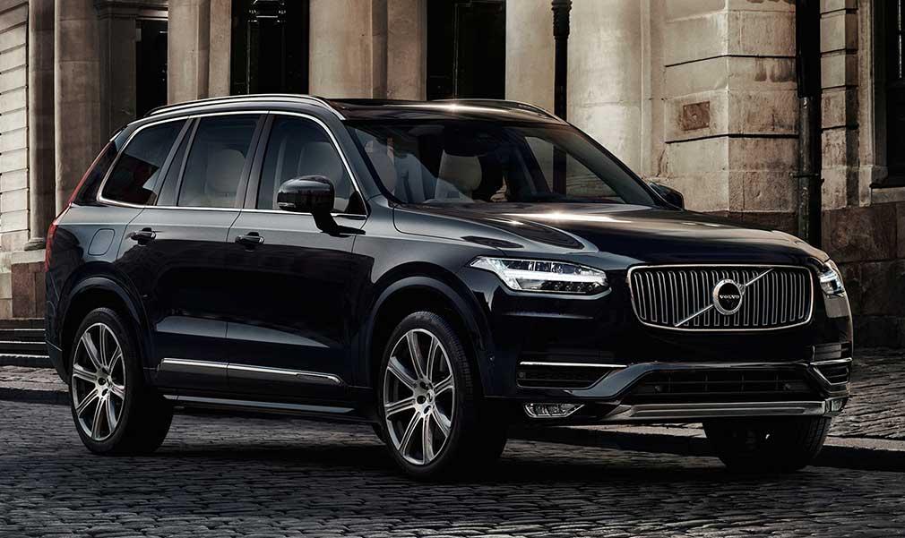 Canzone pubblicità Volvo XC90 2015