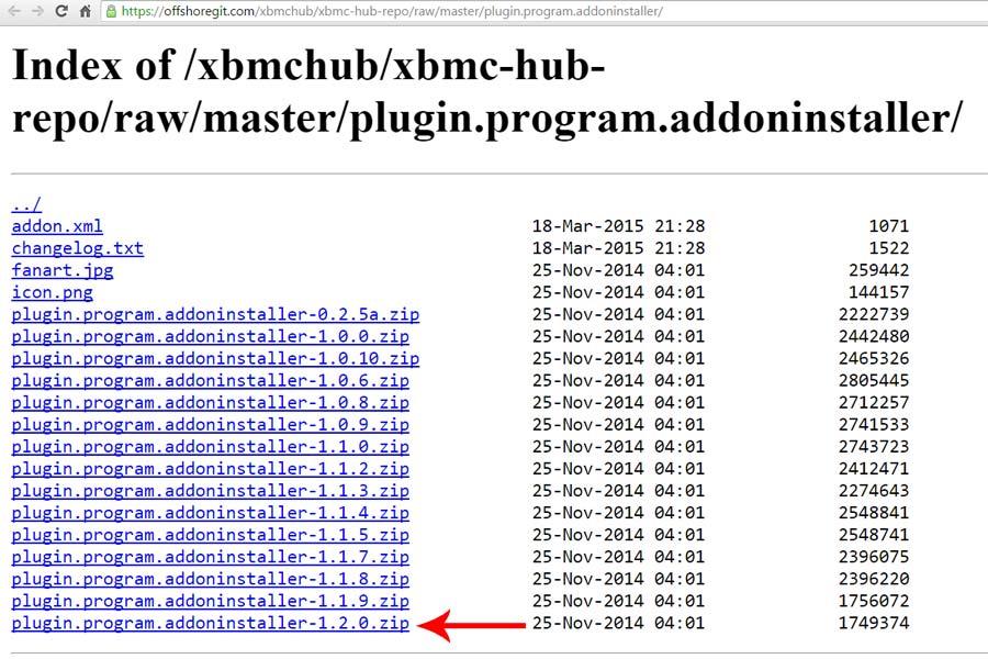 Come installare Addon Installer su Kodi