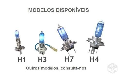 modelli tipi lampade h1 h7 h3 h4
