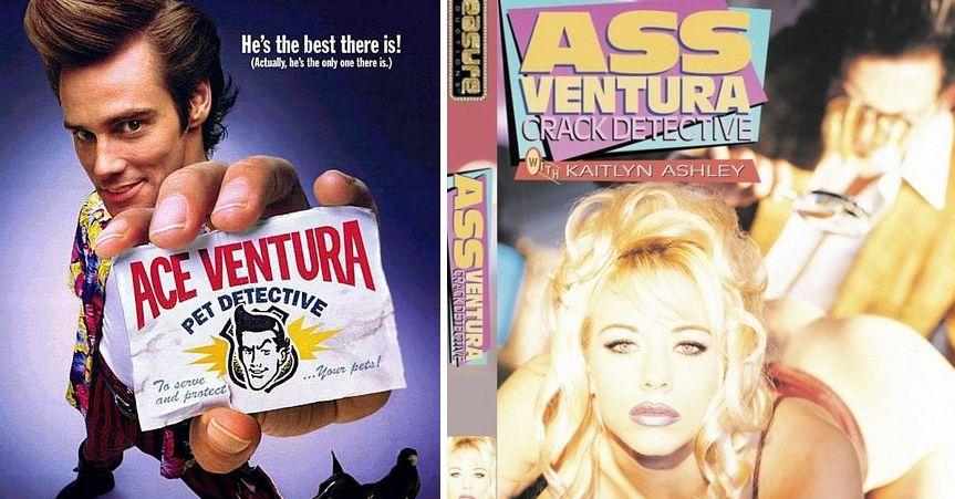 Elenco dei titoli film porno più esilaranti di sempre