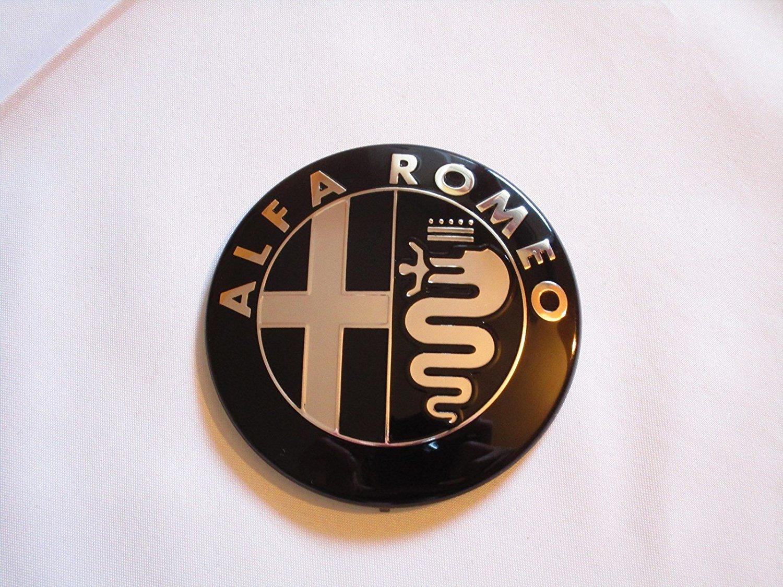 sostituire lo stemma fregio logo alfa romeo su alfa mito jguana. Black Bedroom Furniture Sets. Home Design Ideas
