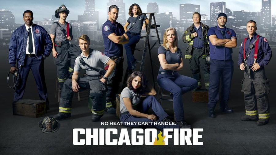 Canzone della pubblicità Chicago Fire 4 su Italia 1 2017