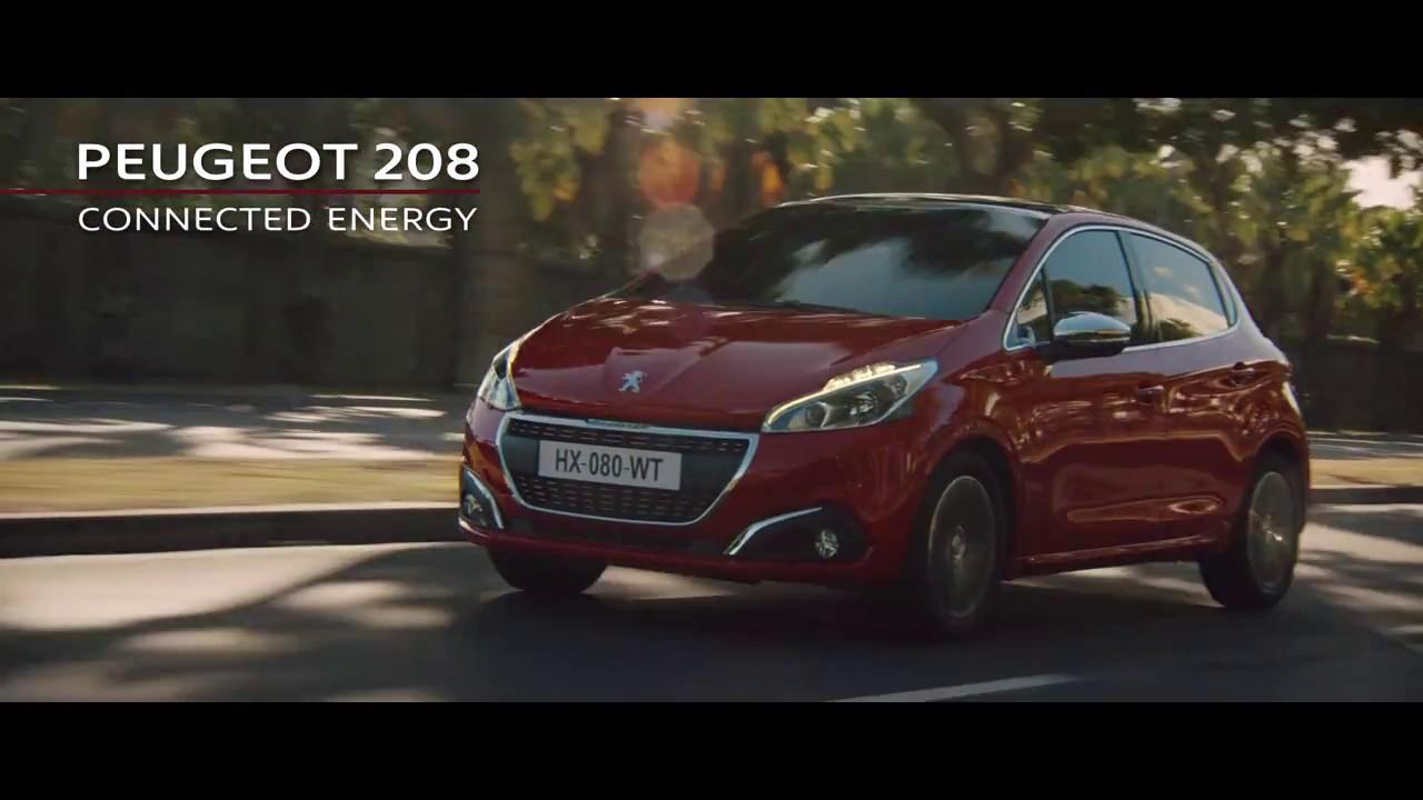 Canzone pubblicità Peugeot 208 Connected Energy 2017