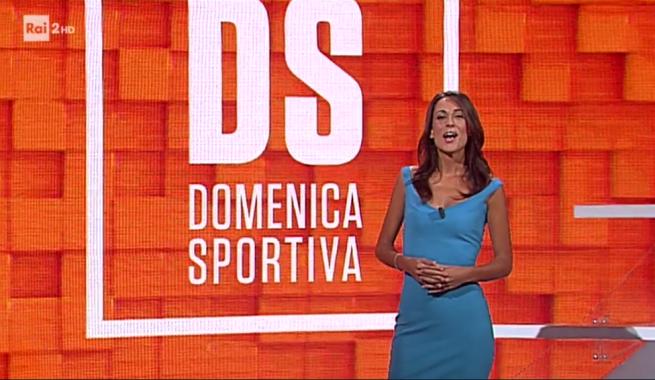Canzone programma La Domenica Sportiva 2017 su Rai2