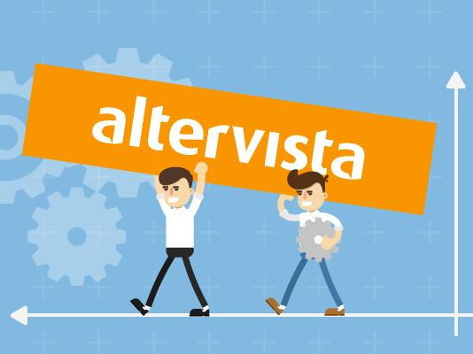 Come nascondere la toolbar su sito Altervista