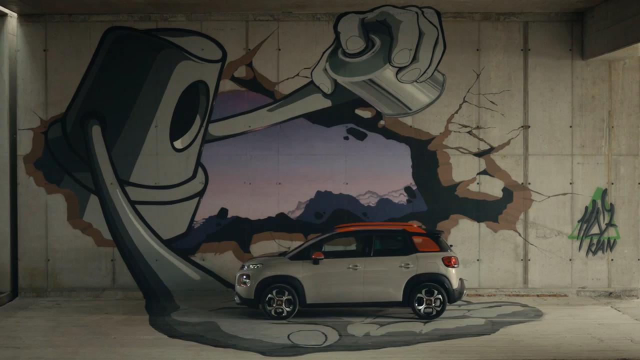 Canzone pubblicità Citroen C3 Aircross 2017