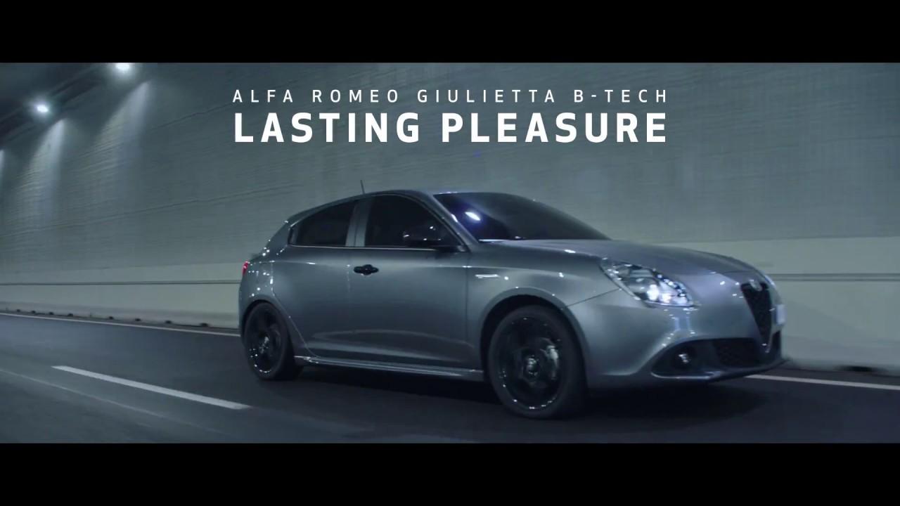 Canzone pubblicità Alfa Romeo Giulietta B-Tech 2018