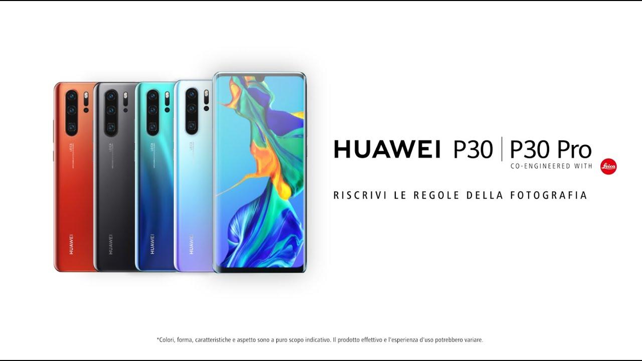 Canzone pubblicità Huawei P30 e P30 Pro 2019