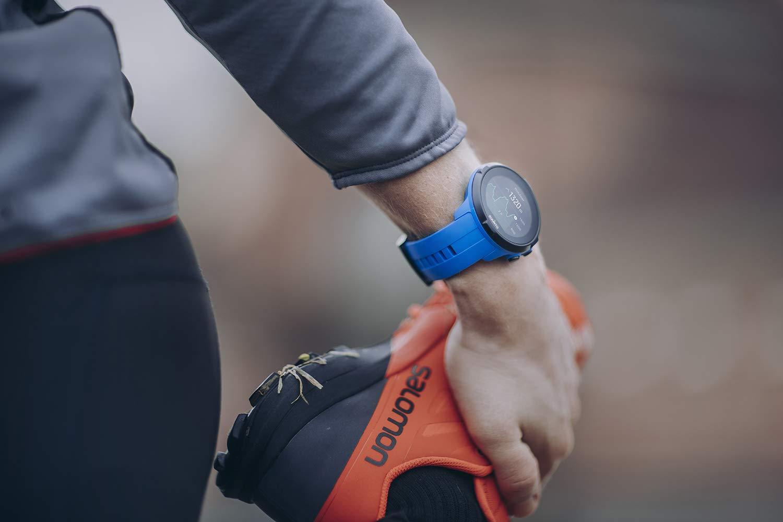 Come spegnere orologio Suunto Spartan Sport Wrist HR
