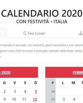 Calendario 2020 Feste.Index Of Wp Content Uploads 2019 06