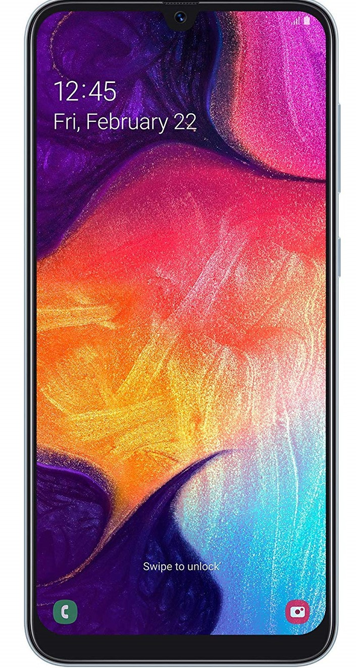 quanta memoria RAM ha lo smartphone Samsung Galaxy A50 2019