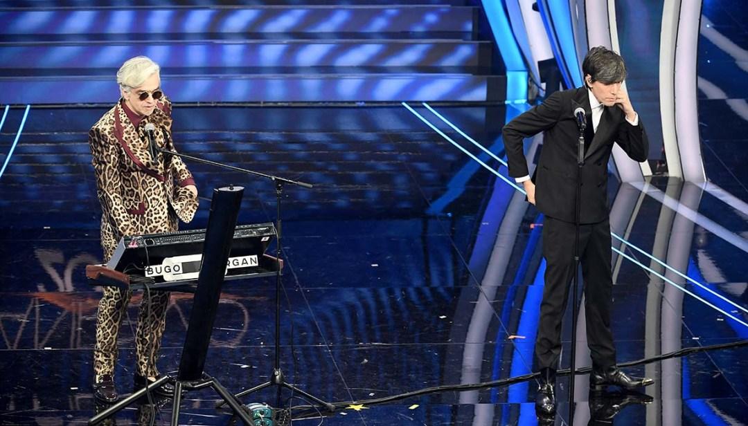 Sanremo 2020: il testo completo cambiato da Morgan contro Bugo