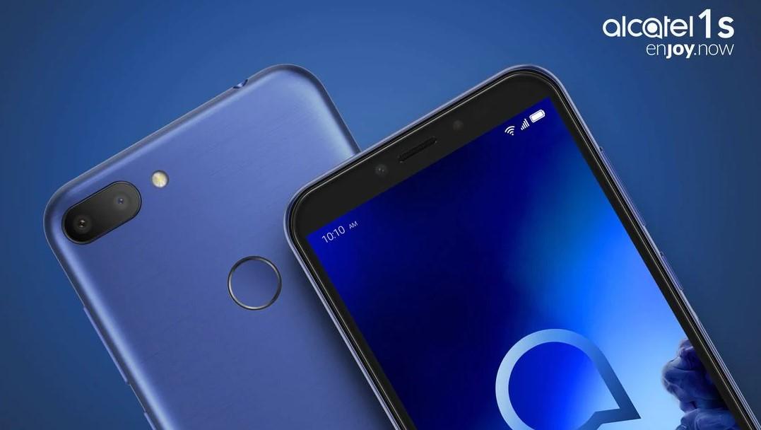 Lo smartphone Alcatel 1S 2019 ha la memoria espandibile?