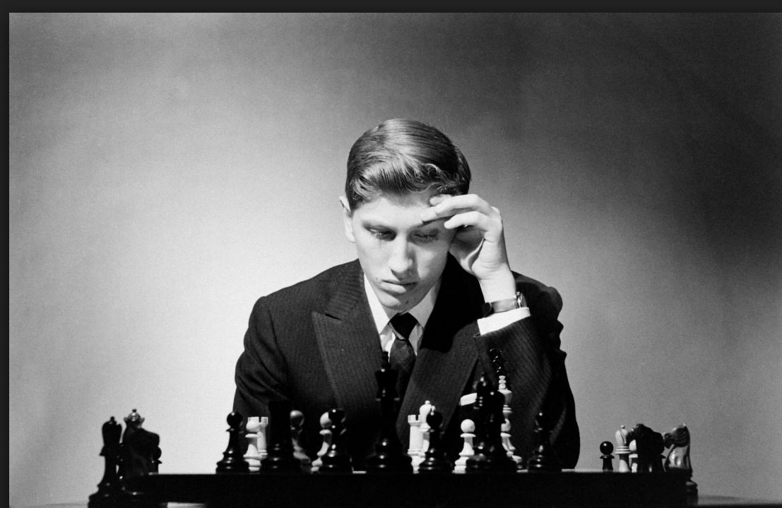 Classifica dei migliori 10 giocatori di scacchi secondo Fisher