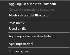 come trasferire file da PC a smartphone Android con Bluetooth